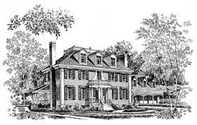House Plan 86017