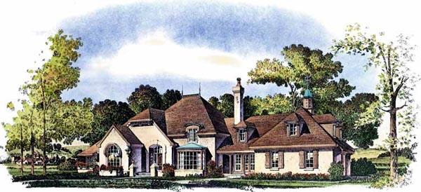 House Plan 86018