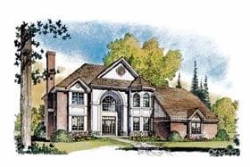 House Plan 86020