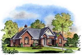House Plan 86021