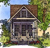 House Plan 86025