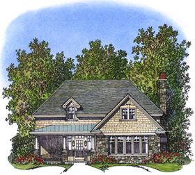 Plan Number 86029 - 1841 Square Feet