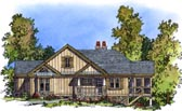 Plan Number 86030 - 2047 Square Feet