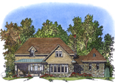 Plan Number 86031 - 2339 Square Feet
