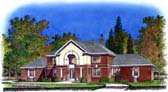 Plan Number 86038 - 4604 Square Feet