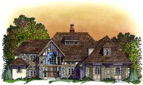 House Plan 86039