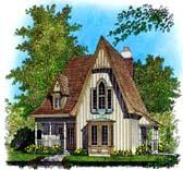House Plan 86045