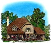 Plan Number 86047 - 2142 Square Feet