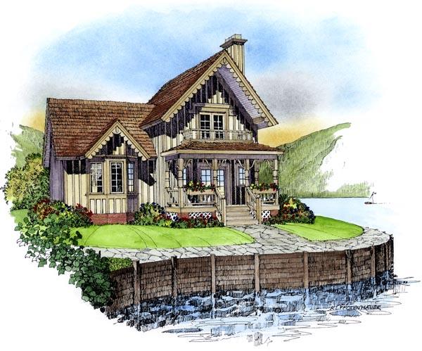 House Plan 86052