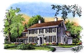 House Plan 86060