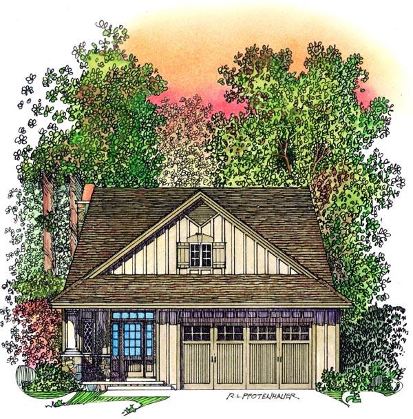 House Plan 86067