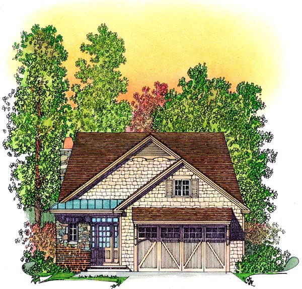 House Plan 86068