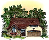 Plan Number 86072 - 2218 Square Feet