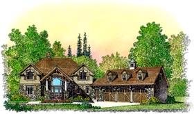 Bungalow Craftsman House Plan 86076 Elevation
