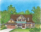Plan Number 86079 - 2240 Square Feet