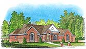 Plan Number 86080 - 2701 Square Feet