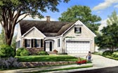 Plan Number 86100 - 1684 Square Feet