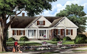 House Plan 86103