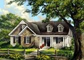 House Plan 86109
