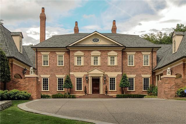 Colonial, Traditional House Plan 86119 with 6 Beds, 7 Baths, 4 Car Garage Picture 1