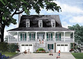 Plan Number 86134 - 2282 Square Feet