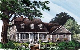 House Plan 86141