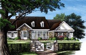 House Plan 86153