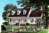 Plan Number 86163 - 2181 Square Feet
