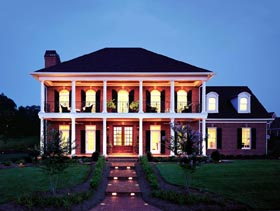 Colonial Southern House Plan 86180 Elevation