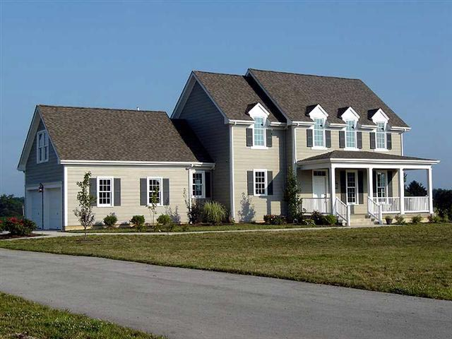 Traditional House Plan 86181 with 3 Beds, 3 Baths, 2 Car Garage Picture 1
