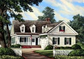 Plan Number 86196 - 1866 Square Feet