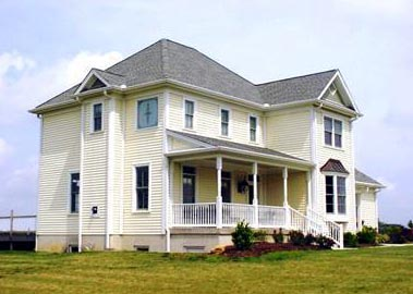Cottage, Country, Farmhouse House Plan 86199 with 3 Beds, 3 Baths, 2 Car Garage Picture 1