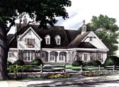 Plan Number 86201 - 3549 Square Feet