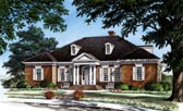 Plan Number 86205 - 2869 Square Feet