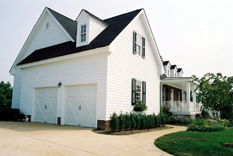 House Plan 86206 | Traditional Style Plan with 2990 Sq Ft, 4 Bedrooms, 4 Bathrooms, 2 Car Garage