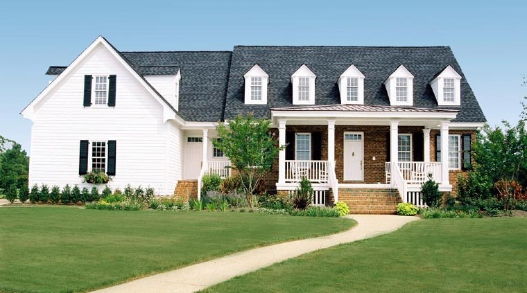 Traditional House Plan 86206