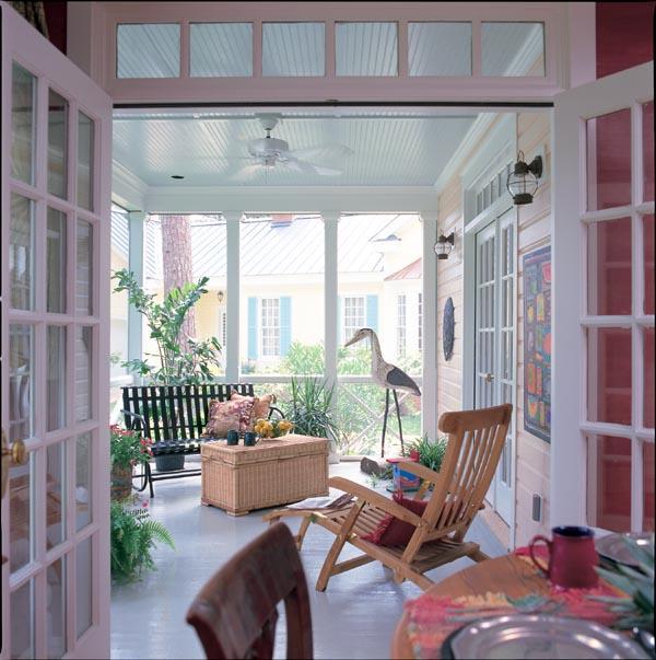 Southern House Plan 86208