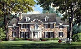 House Plan 86213
