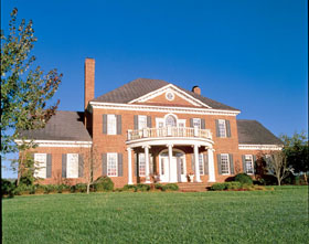 Traditional , Plantation , Colonial House Plan 86214 with 4 Beds, 6 Baths, 2 Car Garage Elevation