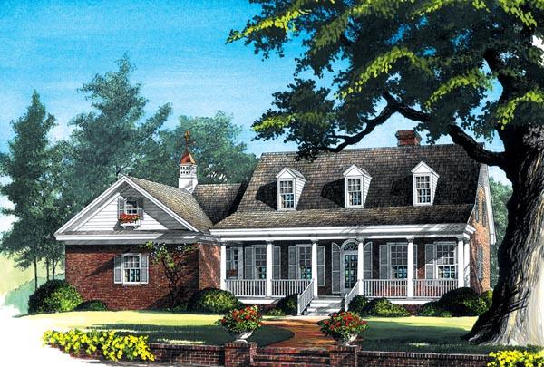 House Plan 86243