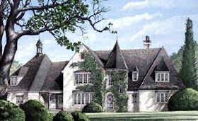 House Plan 86255