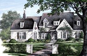 House Plan 86256