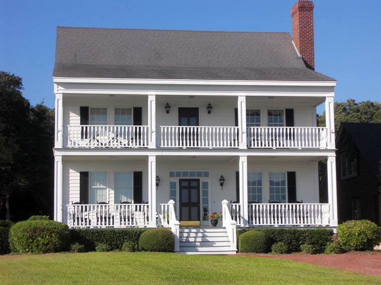 House Plan 86272 at FamilyHomePlanscom