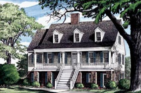 House Plan 86275
