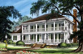 House Plan 86277