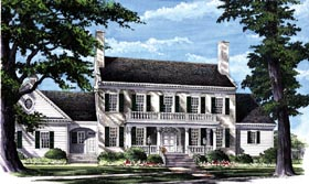 House Plan 86287