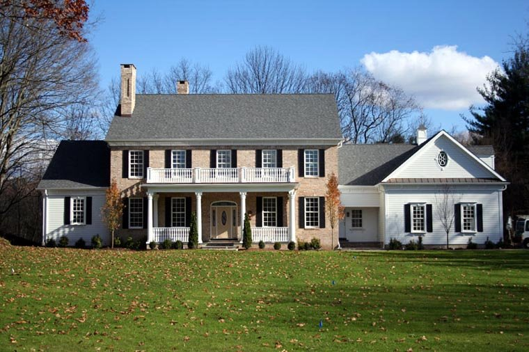 Colonial, Plantation, Southern House Plan 86287 with 5 Beds, 7 Baths, 3 Car Garage Picture 7