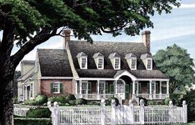 House Plan 86297