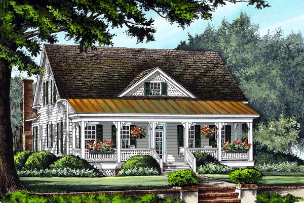 House Plan 86299 At FamilyHomePlans.com