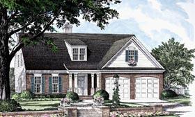 House Plan 86301